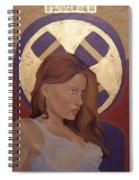 Magdalene Spiral Notebook