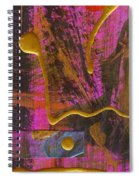 Magenta Joy Spiral Notebook