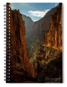 Magestic View Spiral Notebook