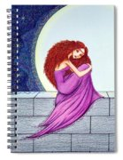 Maggie's Lullaby Spiral Notebook