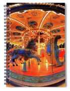 Magia De Df Spiral Notebook