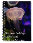 Magic And Dreams Spiral Notebook