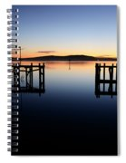 Magic At Bodega Bay California Spiral Notebook