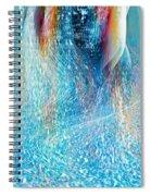 Magic Canvas Spiral Notebook