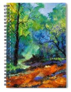 Magic Forest 79 Spiral Notebook