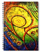 Magic Guitar Spiral Notebook