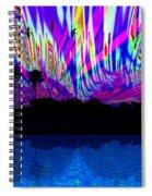 Magic Island Spiral Notebook