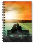 Magic Moments Spiral Notebook