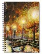 Magic Night Spiral Notebook