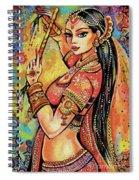 Magic Of Dance Spiral Notebook