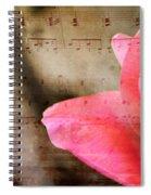 Magic Of Music Spiral Notebook