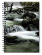 Magic Patagonia Creek Spiral Notebook