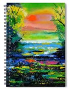Magic Pond 765170 Spiral Notebook