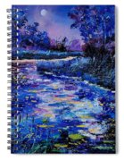 Magic Pond Spiral Notebook