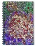Magic Rose Spiral Notebook