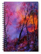 Magic Trees Spiral Notebook