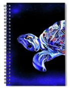 Magic Turtle Spiral Notebook