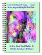 Magical Day Spiral Notebook
