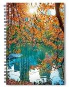 Magical Fall Spiral Notebook