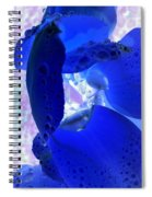 Magical Flower I Spiral Notebook