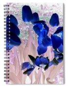 Magical Flower I I Spiral Notebook