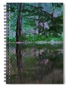 Magical Forest Spiral Notebook