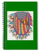 Magical Forest Land Spiral Notebook