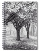 Magical Meadow  Spiral Notebook
