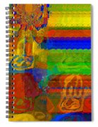 Magical Multi Spiral Notebook