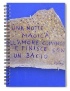 Magical Night Spiral Notebook