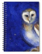 Magical Night One Spiral Notebook