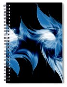 Magical Orchids Spiral Notebook