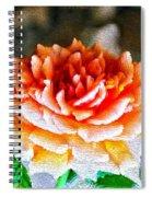 Magical Rose Spiral Notebook