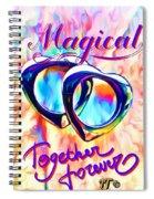 Gay Magic Spiral Notebook