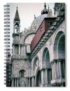 Magical Venice Spiral Notebook