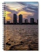 Magical View Spiral Notebook