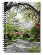 Magical Wonderland Spiral Notebook
