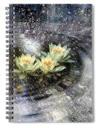 Magick Ripples Spiral Notebook