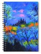 Magis Forest Spiral Notebook