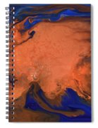 Magma Spiral Notebook