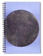 Magnet Spiral Notebook