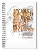 Magnificat Spiral Notebook
