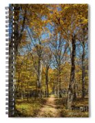 Magnificent Maples Spiral Notebook