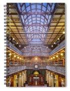 Magnificent Mortlock Spiral Notebook