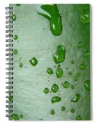Magnifying Drops Spiral Notebook