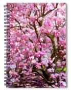 Magnolia Beauty #14 Spiral Notebook