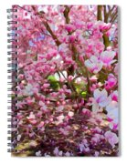Magnolia Beauty #15 Spiral Notebook