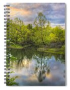 Magnolia Overlook Spiral Notebook