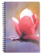 Magnolia Spiral Notebook