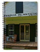 Magnolia Plantation Store Spiral Notebook